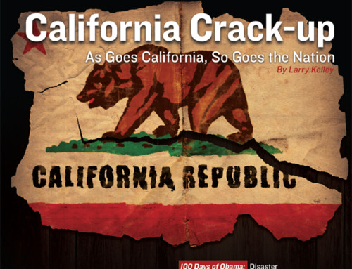 The California Crack-Up