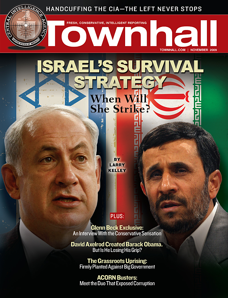 Townhall Cover, 11/09
