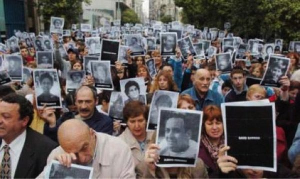 18th Anniversary Memorial for victims of Argentina's 1994 attack by Iranian terrorists.