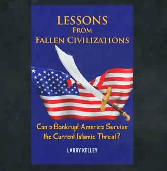 LarryKelley.com book trailer for lessons from fallen civilizations must see