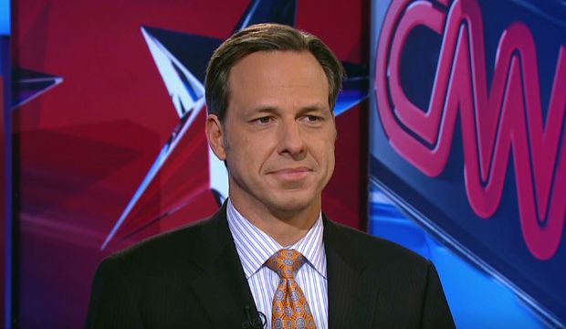 Jake Tapper of the LEAD on CNN interviews Larry Kelley