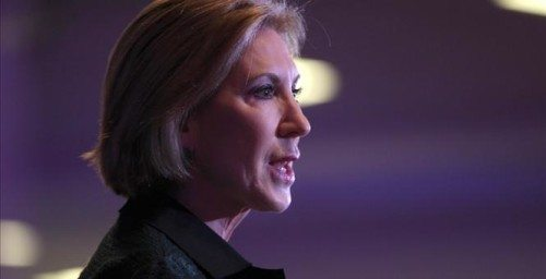 Carly Fiorina—2016 Republican  Presidential Candidate, Business Woman and former CEO
