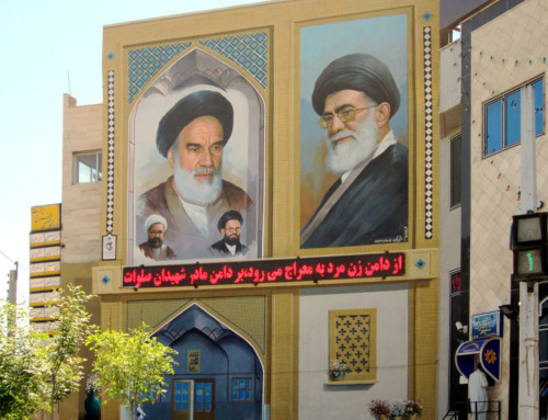 Iran's Mullahs Need to Go